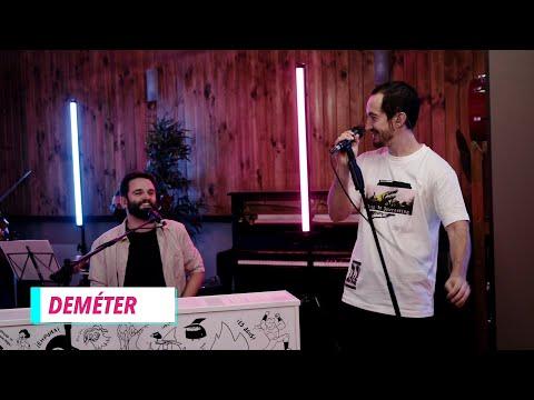 Deméter (En directo) | Concierto en streaming Agosto 2020