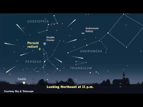 August 2017 Brings Perseid Meteor Shower, and a Lunar and Total Solar Eclipse!