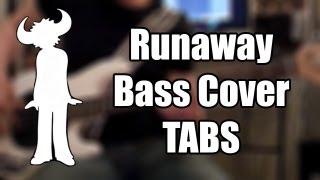 Runaway - Jamiroquai {Bass Cover} TABS!!