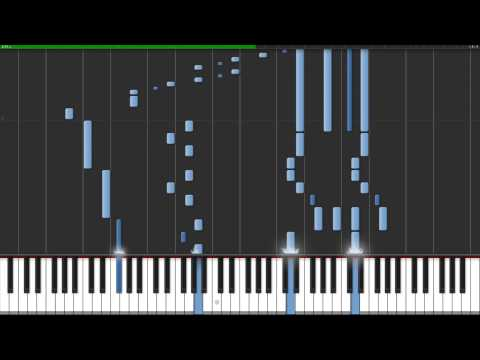 Chala Head-Cha-La - Dragonball Z [Piano Tutorial] (Synthesia) // Animenz