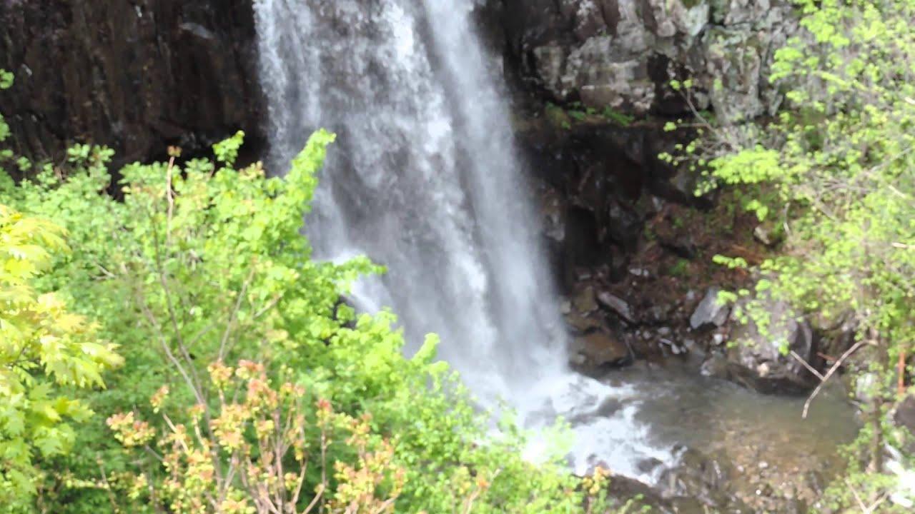 Overall Run Falls Shenandoah National Park