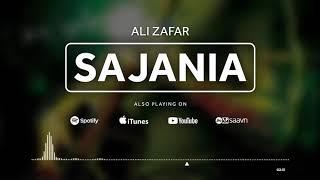 Ali Zafar | Sajania | Masty | Second Studio Album Of Ali Zafar I Sajania Audio