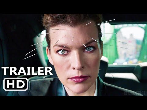 THE ROOKIES Official Trailer (NEW 2021) Milla Jovovich, Sci-Fi Movie HD
