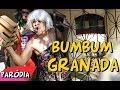 Paródia Mcs Zaac Andamp Jerry - Bumbum Granada Kondzilla  - Parodias Engraçadas