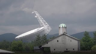 West Virginia town avoids electronics to explore outer space