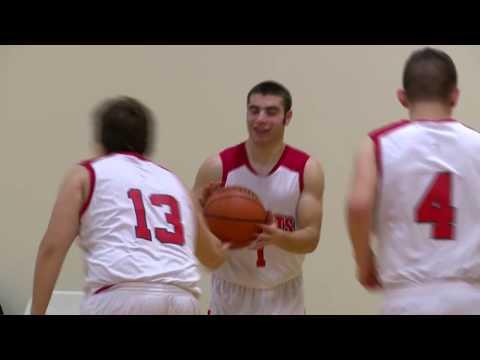 The Mount Royal Academy Boys Basketball Team Hosts the Concord Christian Academy Kingsmen