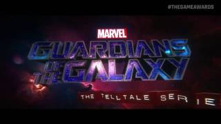 Guardians Of The Galaxy: The Telltale Series World Premiere!