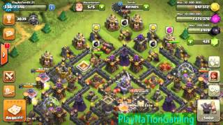 1 Gaming Video Clash of Clans Nr 1***