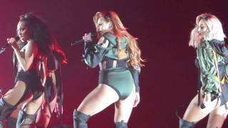 """Little Mix performs """"Salute"""" Live at TD Garden in Boston on 03/03/17 during the DANGEROUS WOMAN tour"""