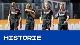 HISTORIE | De laatste keer dat AZ thuis van Ajax won