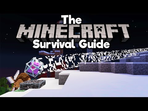 Stealing Indestructible End Crystals! ▫ The Minecraft Survival Guide (Tutorial Lets Play) [Part 167]