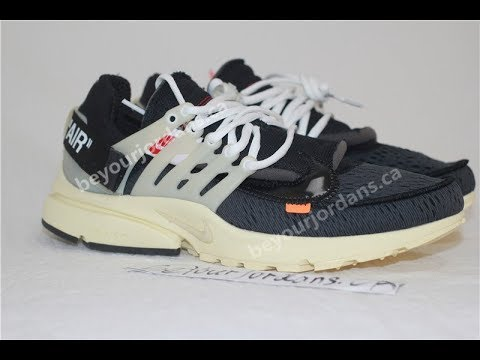 Nike The Abloh Ten From Virgil Wholesale Off White Air Presto 5xqwpH1p