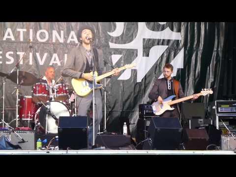 David Ward band at the 2013 Vancouver Jazz Festival