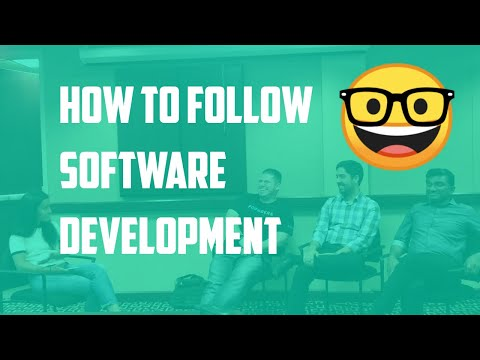 how to follow software development news