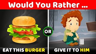 Would You Rather  25 Hardest Choices Ever  {#3}  Personality Test  2020