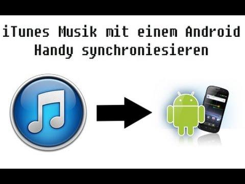 [DEUTSCH | HD] iTunes Musik mit eurem Android Handy synchronisieren