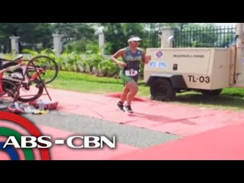 Pinay triathlete to compete in Chicago marathon