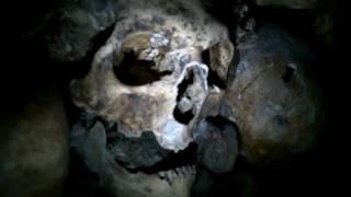 The Paris Catacombs - Bones of 6 Million Dead
