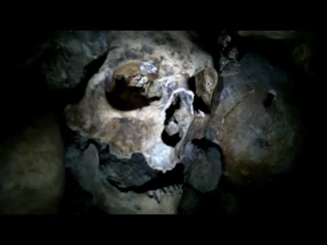 The Paris Catacombs - Bones of 6 Million Dead