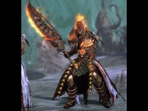 Guild Wars 2: Lunatic Guard Outfit