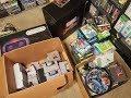 Garage sale video game hunting: Wii everywhere!!!