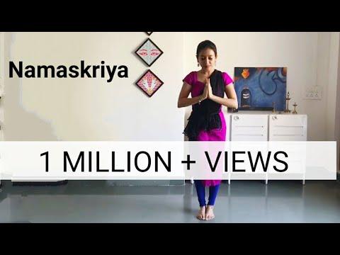 Learn Bharatnatyam |lesson 01|Namaskriya
