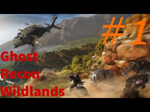 Ghost Recon Wildlands #1 1440p PC Gameplay  