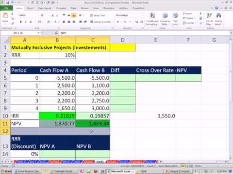 Excel voice overs