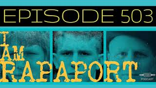 I Am Rapaport Stereo Podcast Episode 503 - Method Man and Q-Tip