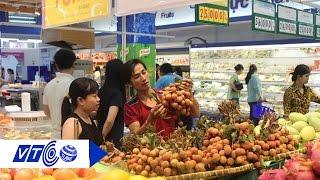 31 siêu thị tham gia tuần lễ vải thiều Lục Ngạn | VTC
