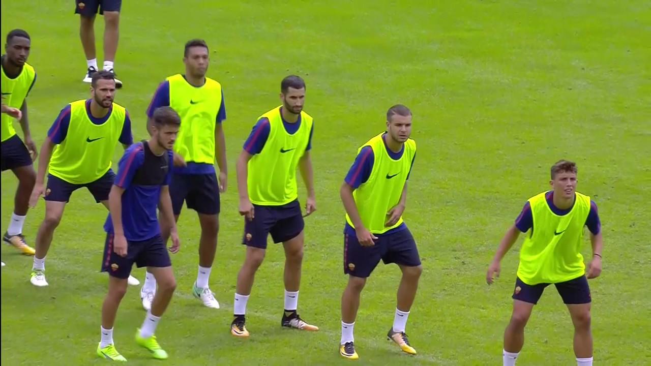 Allenamento calcio PSV nuove