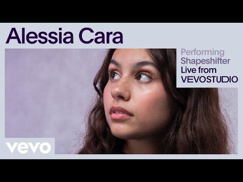 Alessia Cara - Shapeshifter (Live Performance) | Vevo
