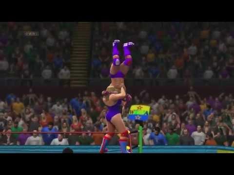 WIWA Wrestling Match #62: Marcus Smith vs Jessica Barth WIWA Hardcore title match