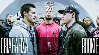 Liga Knock Out / EarBox Apresentam: Cria&Afixa vs Rookie (5ª Edição)