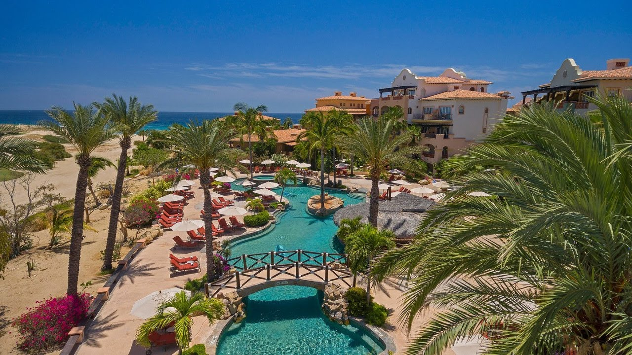 Top 10 Beachfront Hotels & Resorts In Cabo San Lucas, Los