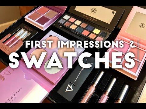 New ABH Prism Palette, Blush Kits, Glow Kit and Liquid Lips