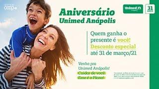 VT Comemoração 31 anos - Unimed Anápolis
