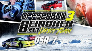 Heinonen Drift Team OFFSEASON 3: 7 #JÄÄLLE