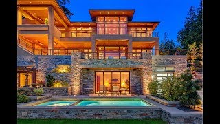 Lake Sammamish Estate in Bellevue, Washington