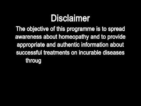 CANCER curative treatment by Modern Homeopathy : Dr. Vijaykumar Mane (CEO, Modern Homeopathy)