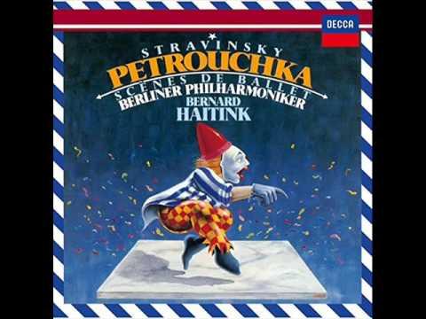 ストラヴィンスキー:バレエ音楽「ペトルーシュカ」(原典版):ハイティンク/ベルリン・フィル