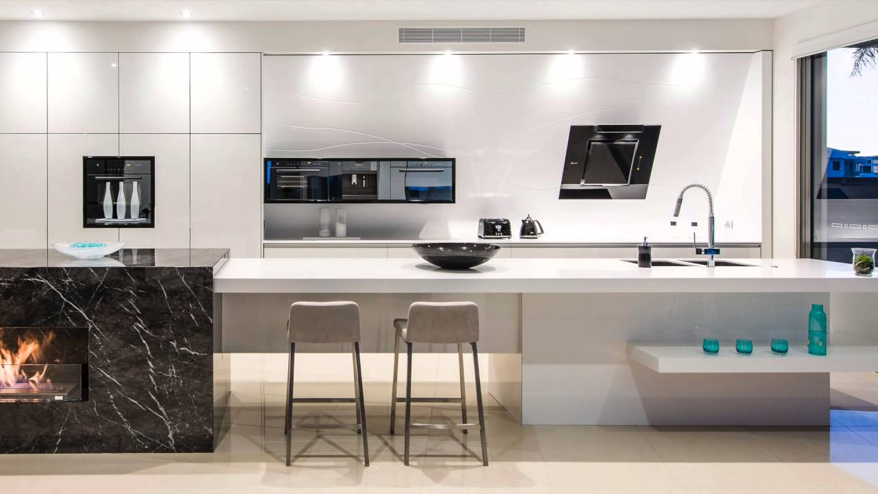 Kitchen Design Overview - Staron Solid Surfaces by Enigma Interiors ...