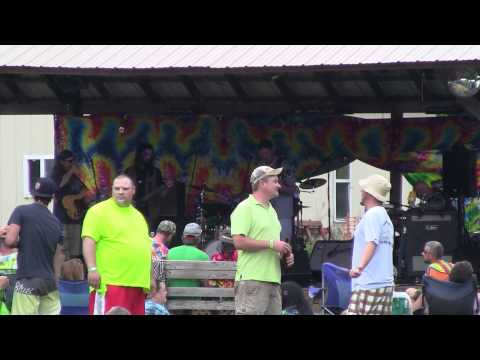 Willie Jack & The Northern Light at Jam Along The Creek 2015