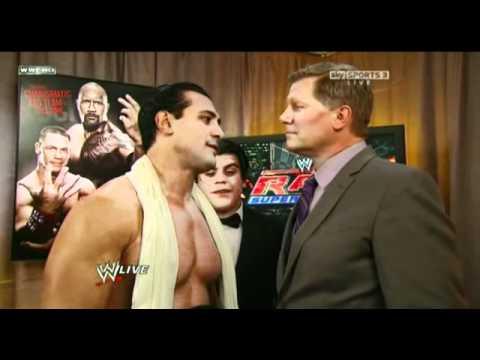 WWE RAW 11/14/11 Part 8 (HQ)