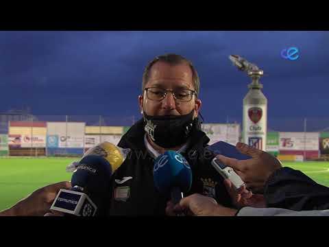 Romero espera que la Ciudad no permita jugar al Lucena en Ceuta