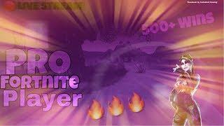 Fortnite Pro Jouer pour FMG! Obtenir plus de victoires! LA SAISON 7 EST ICI
