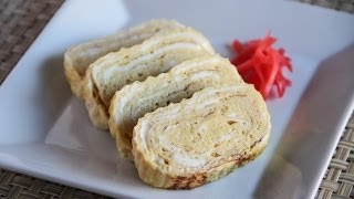 Dashimaki Tamago Recipe - Japanese Cooking 101
