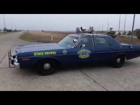 1973 Dodge Polara (Missouri State Patrol)