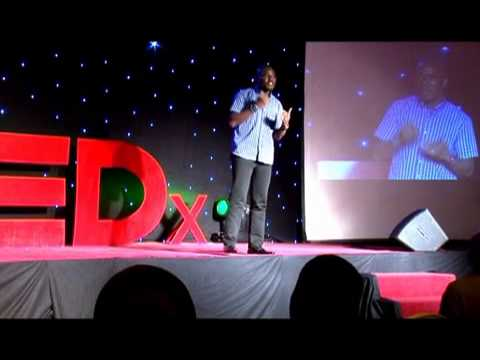 Business innovation from a youth's perspective: Simeon Ononobi at TEDxYouth@Maitama