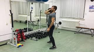 Одно упражнение, заменяющее целую тренировку! Упражнение на все группы мышц!